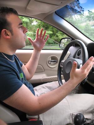 Houston Tops Road Rage Survey