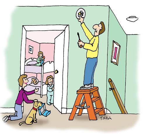 Don't Forget Your Carbon Monoxide Alarms