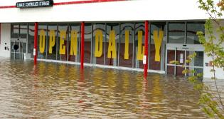 Texas Commercial Flood Insurance