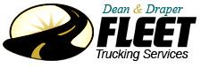 Dean & Draper Fleet Trucking Services