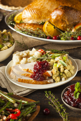 Home Cooked Thanksgiving Meal Could be Risky Business