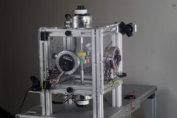 Rubik's Cube Robot Solution