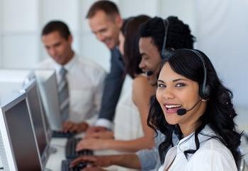 bigstock-Businesswoman-In-A-Call-Center-6098959