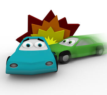 bigstock-Crash--Two-Cars-In-Accident-7637094
