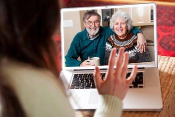 bigstock-Senior-Couple-Video-Conference-12856949