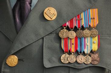 bigstock-World-War-Two-Medals-20527130