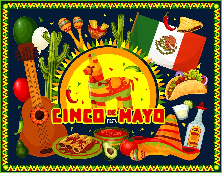 bigstock-Mexican-Party-Vector-Design-Of-283605361