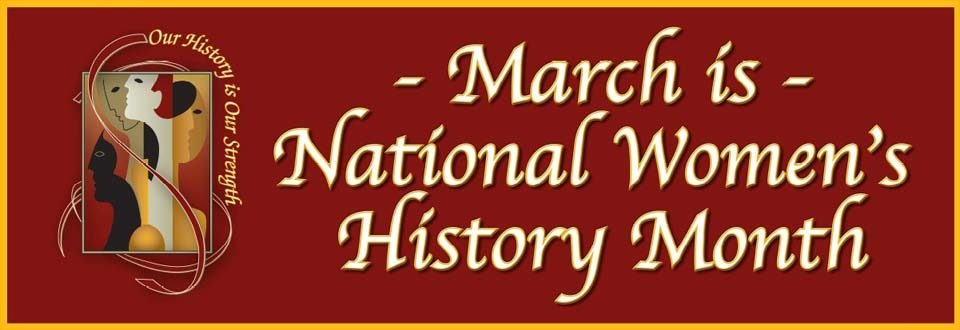 Image result for national women's history month images